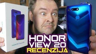 Honor View 20 recenzija - najjači, najljepši i najpoželjniji do sada (08.02.2019)