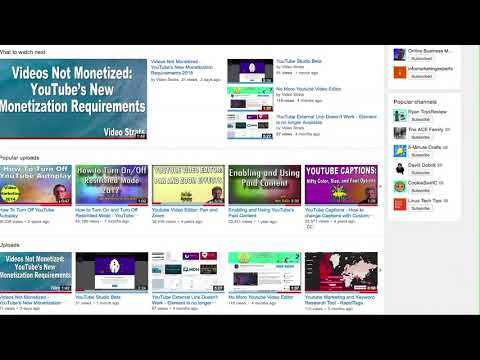 VideoMTC Youtube Channel Statistics & Subscriber Stats