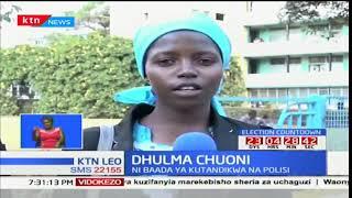 Wanafunzi kadhaa wa chuo kikuu cha Nairobi wanazidii kuuguza majeraha kutokana na maandamano