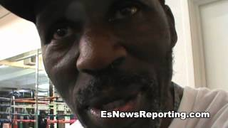 roger mayweather roberto duran was a bad mofo EsNews Boxing