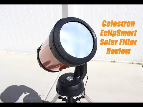 Celestron EclipSmart Solar Filter Review