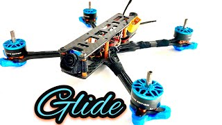 Glide Special Edition - FPV Cycle Freestyle drone frame - freestyle drone durability