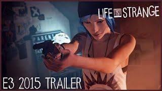 Life is Strange E3 2015 trailer (PEGI)