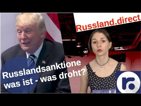 Russlandsanktionen – was droht? [Video]