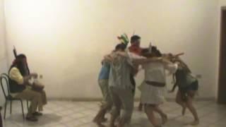 Danza della Gioia - Tribù dei Pellerossa dell'Isola che non c'è
