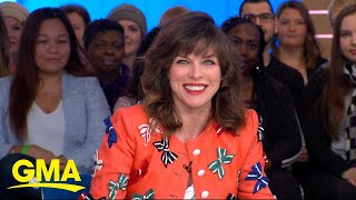 Hellboys Milla Jovovich Talks Dazed And Confused Over 2 Decades Later L GMA