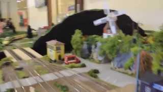 preview picture of video 'Jambore Kereta Model 2014 - Part 1'
