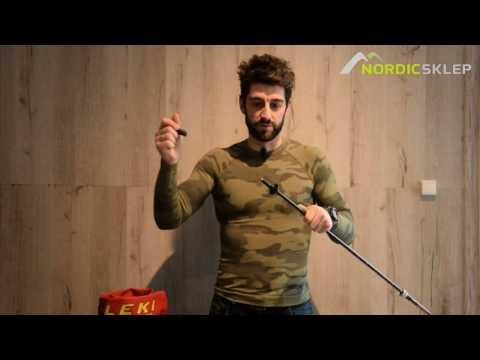 Kije Leki Instructor Lite - prezentuje Aleksander Wilanowski