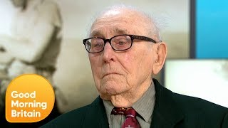 Victor Gregg Describes Witnessing Dresden Bombings First-Hand 74 Years Ago | Good Morning Britain