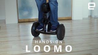 Segway Loomo hands-On