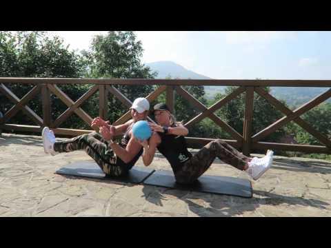 Ćwiczenia mięśni nóg