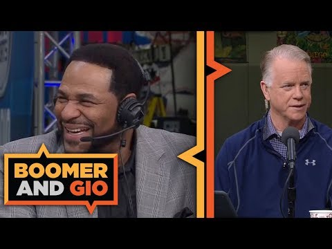Does Jerome Bettis WANT to be a coach for the Steelers? | Boomer and Gio