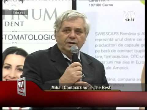 """Mihail Cantacuzino"" e The Best"