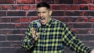 Latinos Make No Sense...   Andrew Schulz   Stand Up Comedy
