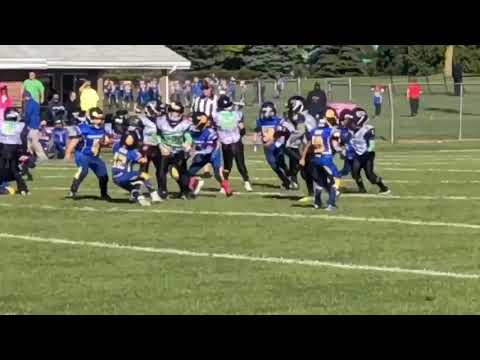Michael Murphy lll 7yr Football Highlights