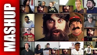 Rasputin vs Stalin Epic Rap Battles of History Reactions Mashup