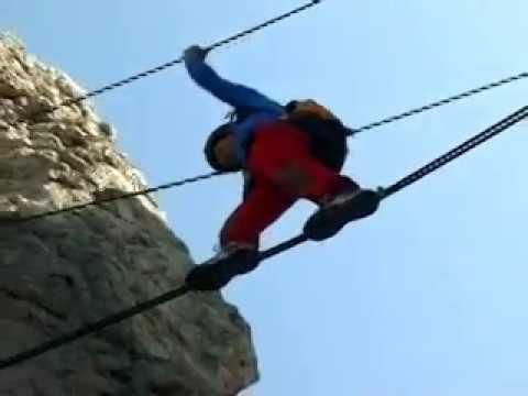Klettersteig Königsjodler am Hochkönig