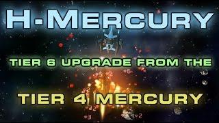 The Mercury and H-Mercury - Starblast.io