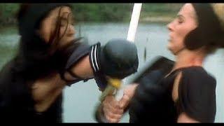 Боевая сцена, Патриция Джа Ли против Николя Бервик/Танг Нин против Никки Бервик