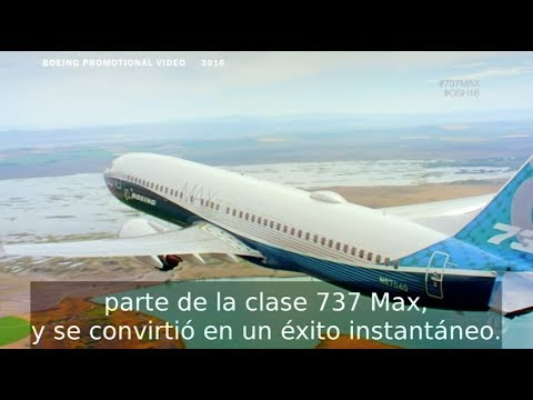 """""""Máxima eficiencia, máxima confiabilidad"""": Cómo Boeing promocionó sus nuevos 737"""