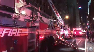 | FDNY 10-77 All-Hands Box 926 | Fire on the 7th floor; Apt 7B