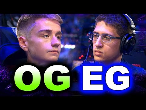 Download EG vs OG - NOTAIL vs FLY EPIC GAME! - TI9 THE INTERNATIONAL 2019 DOTA 2 Mp4 HD Video and MP3