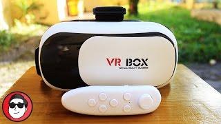 Review VR Box Glasses - Ketambahan Joystick Coy!!