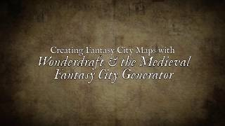 Download Creating City Maps in Wonderdraft Youtube to MP3 MP4 MKV