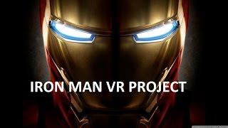 Iron Man VR project