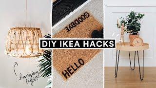 DIY IKEA HACKS - Super Affordable, Cute + EASY! (2019) // Lone Fox