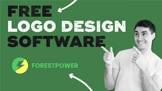 Logo design with FREE SOFTWARE