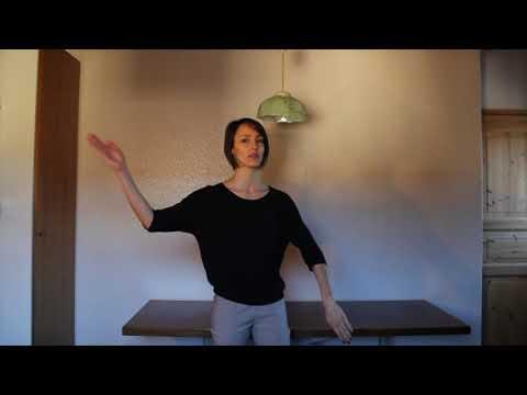Anwesenheitsnotiz - Tanzkurs mit Simone Camargo