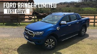Ford Ranger Limited - Test Drive