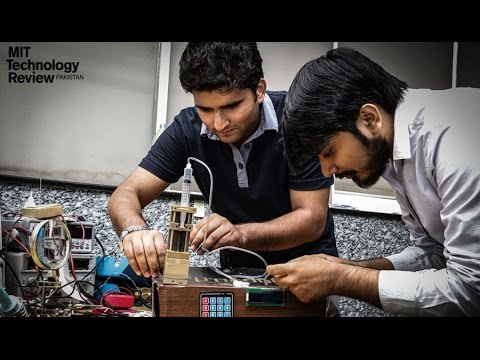 Engineering Students Develop Low-Cost Infusion Pump