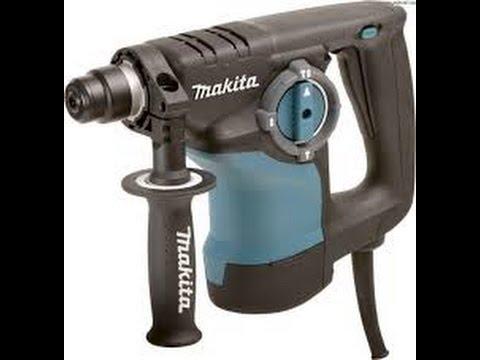 Makita HR 2810 техническое обслуживание