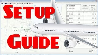 How To Setup ADS-B Scope and RTL 1090 To Detect Air Traffic