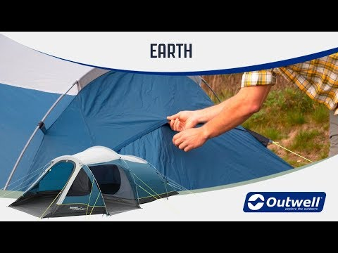 dee7269420b Двуместна палатка Outwell Earth 2 2019   Палатки   CampingRocks.bg ...
