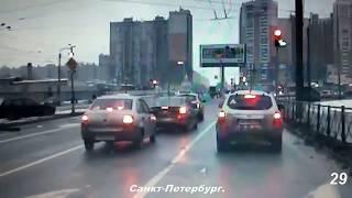 Скользкая дорога, подборка за декабрь 2017