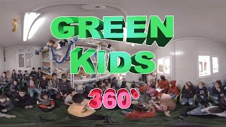 preview picture of video 'Green Kids at Qushtapa Refugee Camp with Dashni Morad (360)'