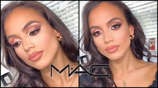 GRWM: MY MUST HAVE MAC PRODUCTS  THANKFUL FOR MAC  Janelle Mariss