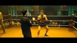 Kung fu VS box