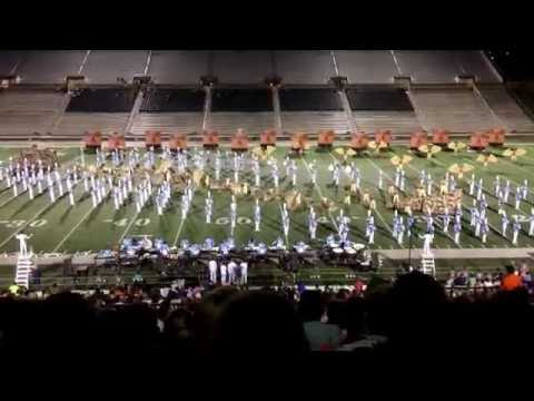 Flower Mound Band 2016 play