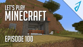 Let's Play Minecraft: WORLD TOUR W/ DOWNLOAD! (Episode 100)