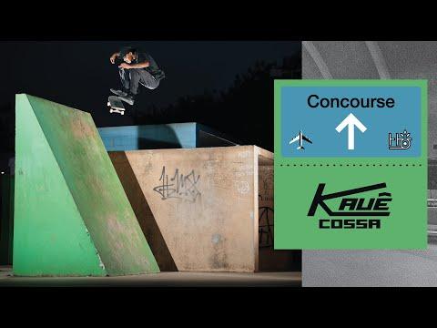 """Kaue Cossa's """"Concourse"""" Habitat Part"""