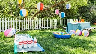 How To - Toddlers Birthday On A Budget With Kristen Smith - Hallmark Channel