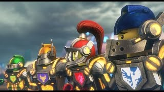 Lego Nexo Knights 4D: The Book of Creativity now playing at Legoland Florida Resort