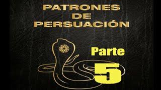 Audiolibro: 50 patrones de persuasión - Naxos. Parte 5