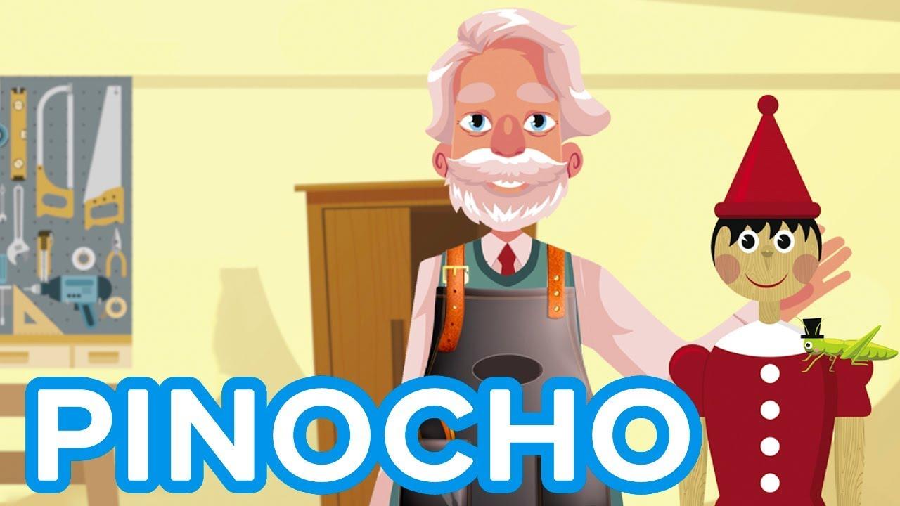 Pinocho | Cuentos infantiles con valores