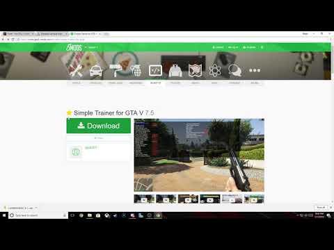 Download How To Install Fivem Lamba Menu Simple Trainer Updat Video