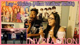 'SHEEP (ALAN WALKER RELIFT)' by LAY | MV REACTION | KPJAW